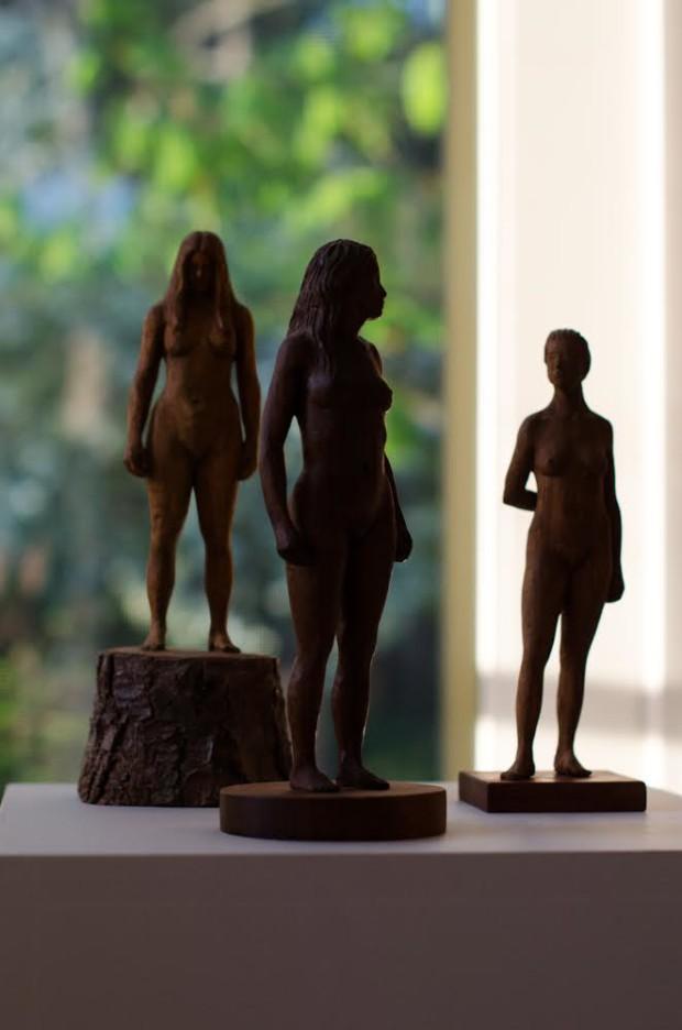 Figures by Steve Lindsay