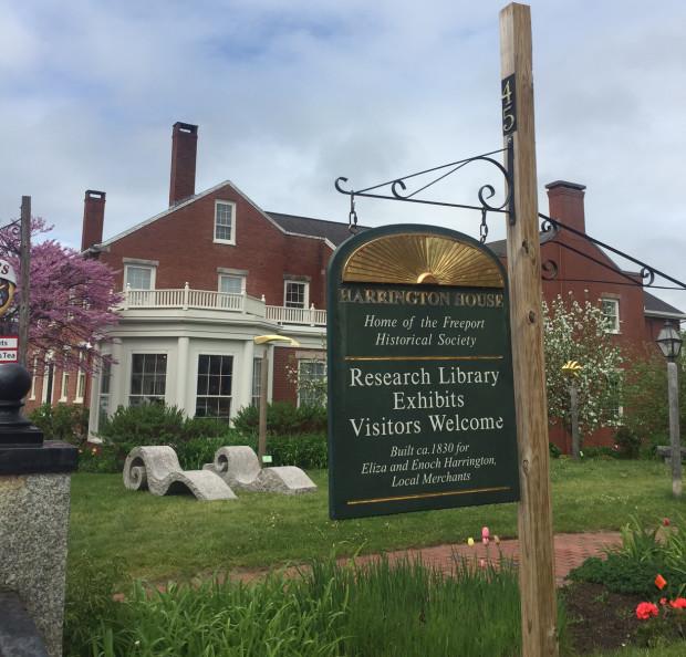 Freeport Historical Society